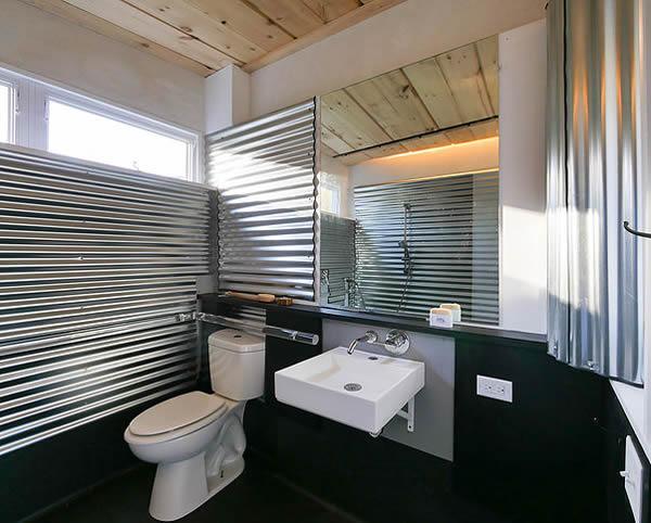 The Wheel Pad modern bathroom