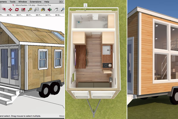 Tiny House Plans | These Tiny Homes on home plans cedar, home plans redwood, home plans construction, home plans electrical, home plans floor,