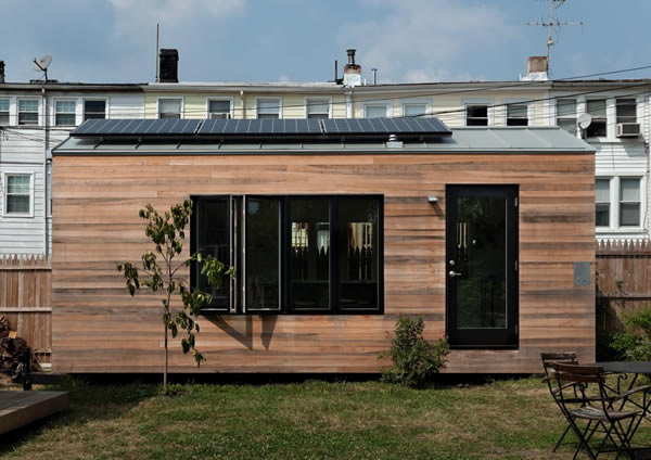 Minim House exterior front view