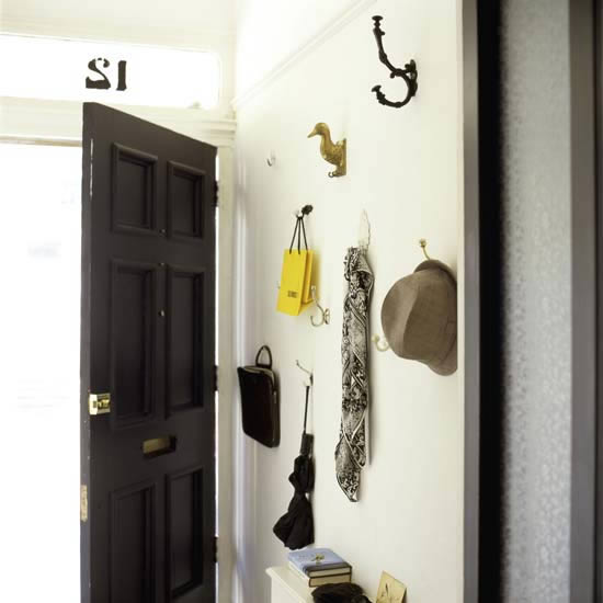 Wall hooks ideas