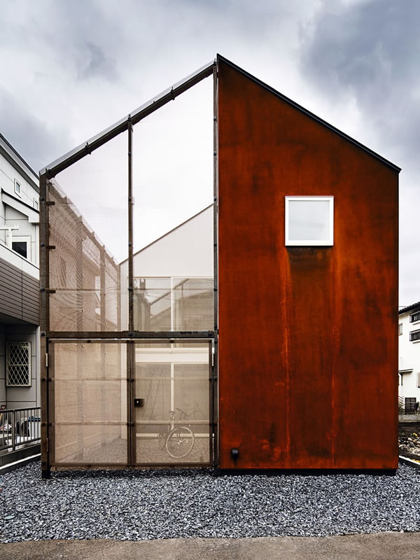 Transustainable House, Sugawardaisuke