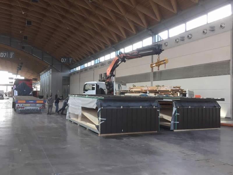 M.A.Di Factory Loading