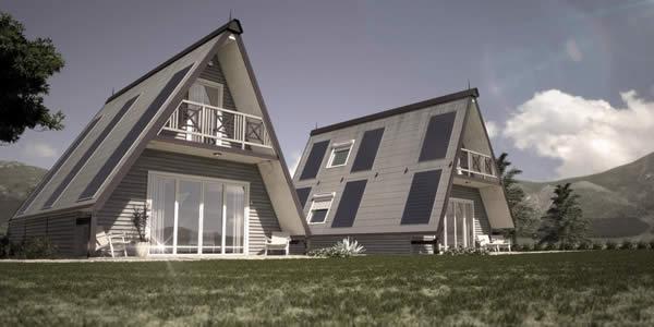 M.A.Di House Solar Panels