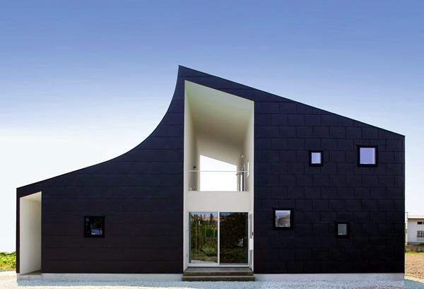 KHT House, International Royal Architecture, 2013, Kahoku.