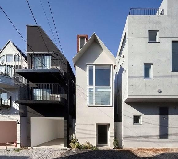The Split House Tokyo.