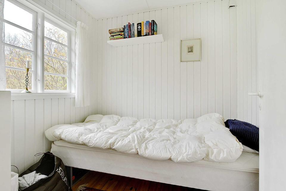 Danish Summerhouse Bedroom