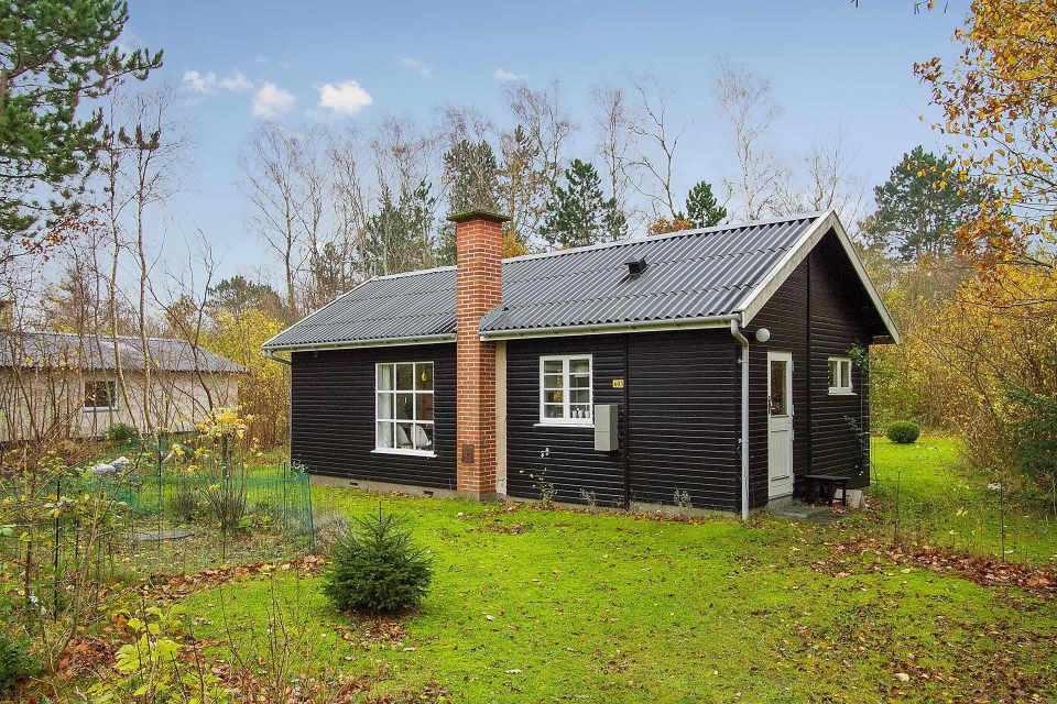 Danish Summerhouse Exterior 3