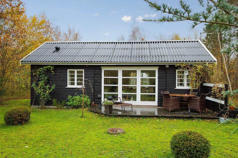Danish Summerhouse Exterior 2