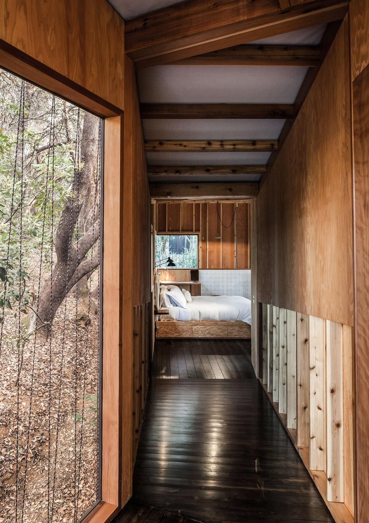 Forest House - Hallway