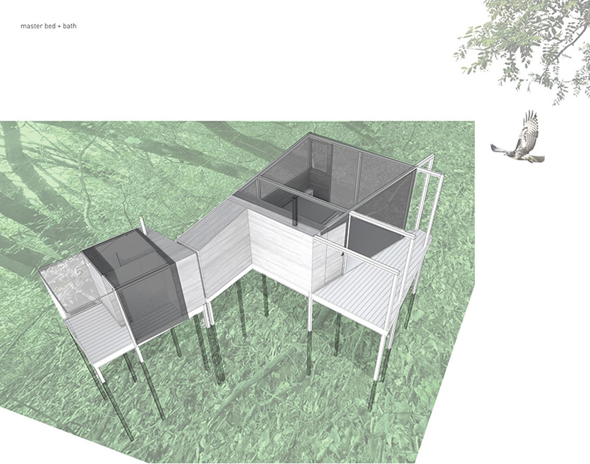 Forest House plans 1